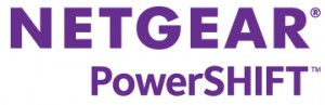 NETGEAR PowerSHIFT logo